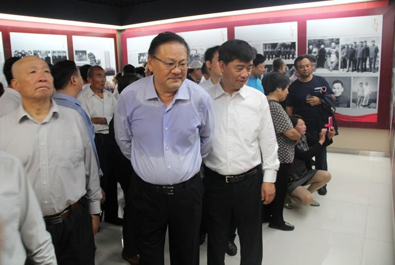 金寨县举行纪念陈先瑞将军诞辰100周年系列活