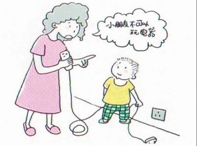 儿童意外伤害频发的