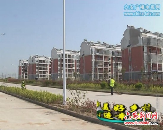 舒茶镇:开展环境整治 打造最美茶乡