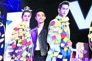 王凯与影迷同台飙戏 称:综艺节目不宜多上