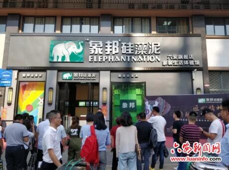 本土匠人铸就中国品牌 象邦硅藻泥质量万里行六安站举办
