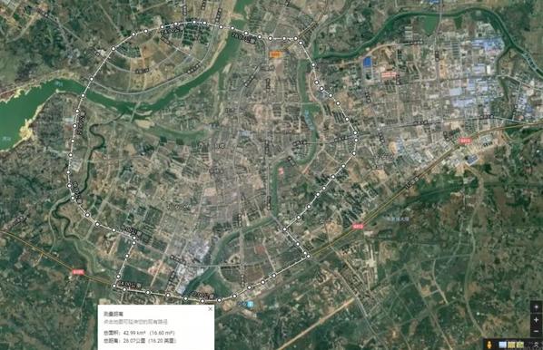 六安将打造城市内环线 全长约27.4公里工期约2年