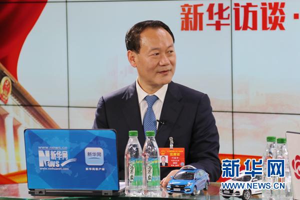 叶露中:产业扶贫是六安脱贫攻坚的治本之策