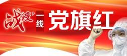 戰'疫'一(yi)線(xian)黨旗紅